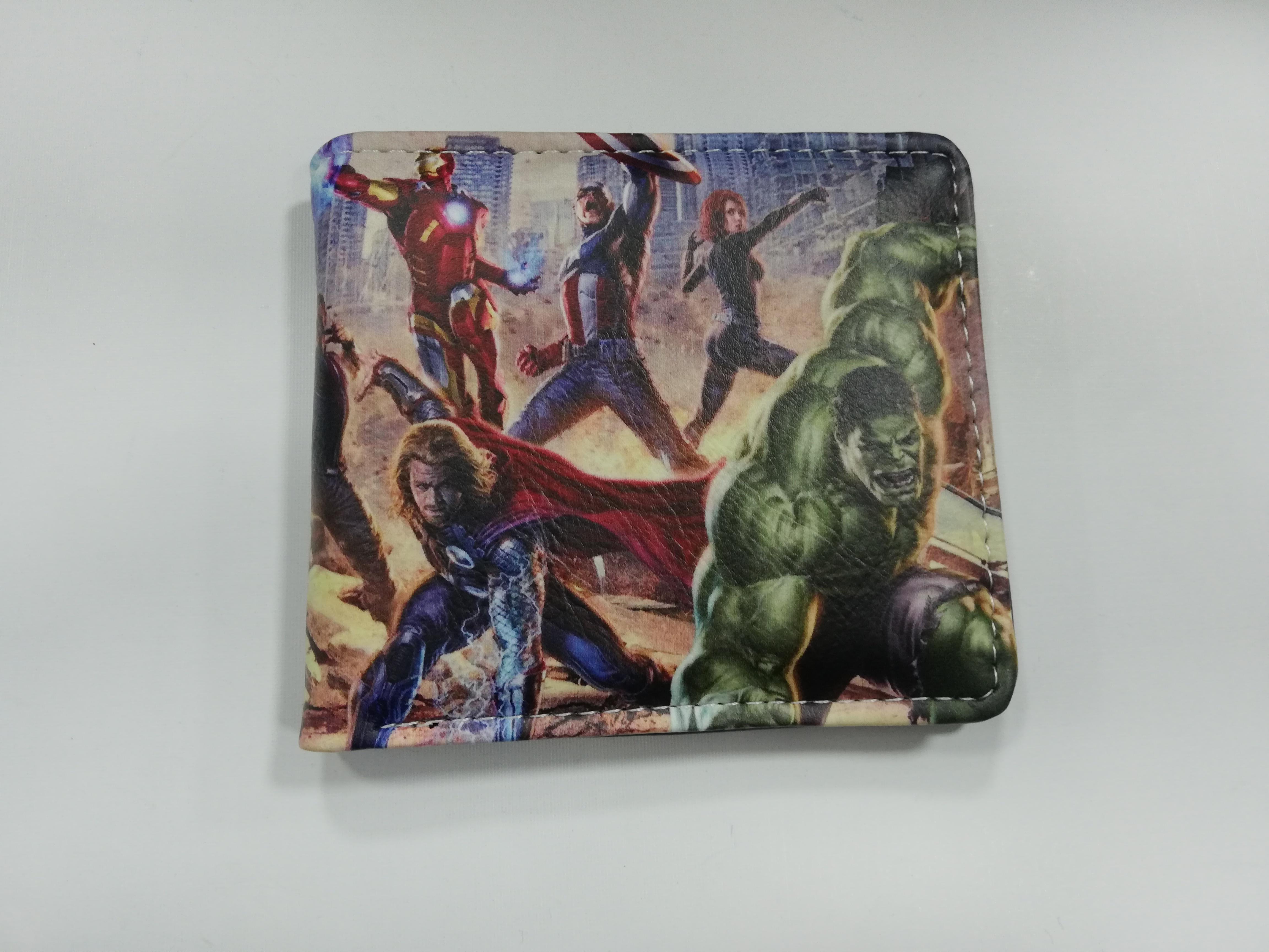 mejor selección 85ade b6afa Billetera de Avengers